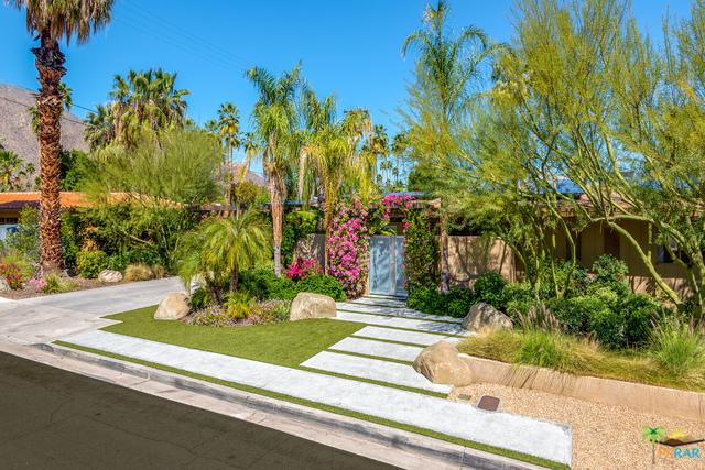 6 Warm Sands Place, Palm Springs, CA 92264 (MLS #18327540PS) :: The John Jay Group - Bennion Deville Homes