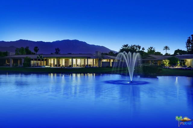 7 Hampton Court, Rancho Mirage, CA 92270 (MLS #18327770PS) :: The John Jay Group - Bennion Deville Homes