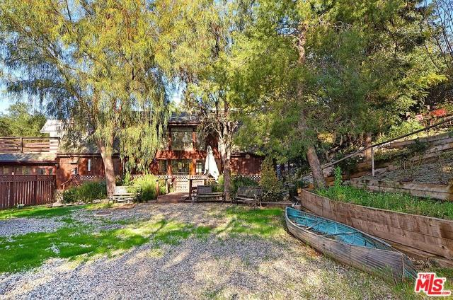 1640 Old Topanga Canyon Road, Topanga, CA 90290 (MLS #18328140) :: The John Jay Group - Bennion Deville Homes