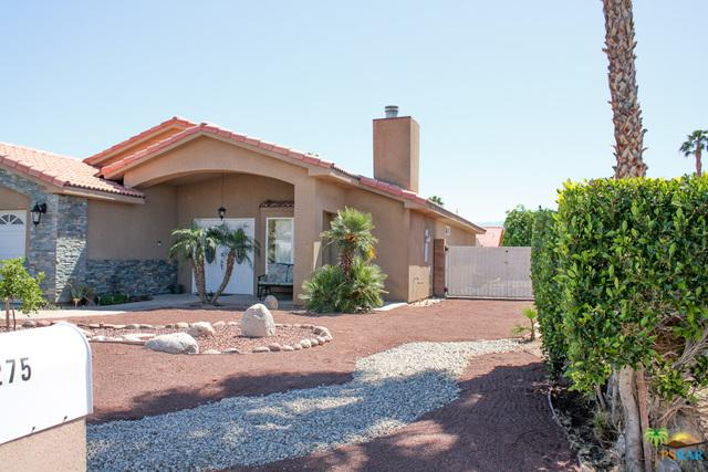 67275 Rango Road, Cathedral City, CA 92234 (MLS #18328288PS) :: The John Jay Group - Bennion Deville Homes