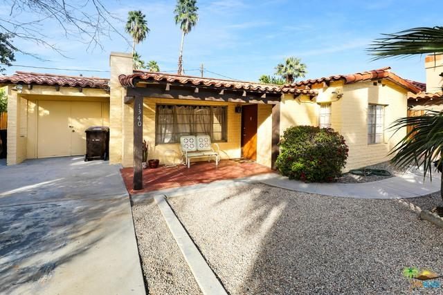 1340 E Camino Amapola, Palm Springs, CA 92264 (MLS #18328554PS) :: Deirdre Coit and Associates