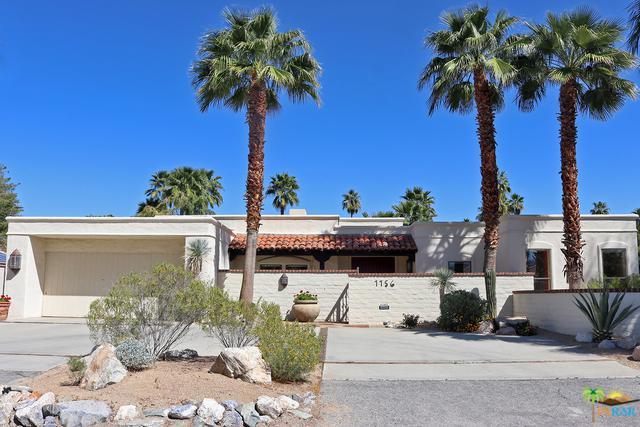 1156 Tamarisk Road, Palm Springs, CA 92262 (MLS #18328758PS) :: The John Jay Group - Bennion Deville Homes