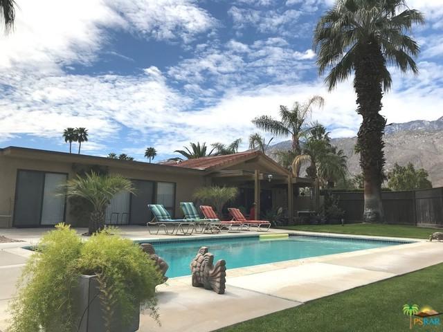586 N Saturmino Drive, Palm Springs, CA 92262 (MLS #18328830PS) :: Team Wasserman