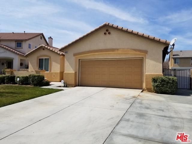 44535 Grove Lane, Lancaster, CA 93534 (MLS #18329024) :: The John Jay Group - Bennion Deville Homes
