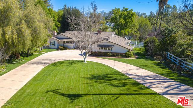 24529 Deep Well Road, Hidden Hills, CA 91302 (MLS #18329258) :: The John Jay Group - Bennion Deville Homes