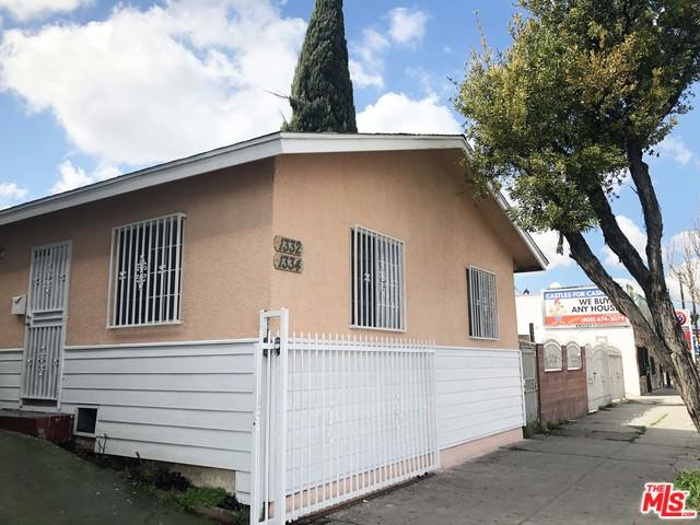 1334 W Florence Avenue, Los Angeles (City), CA 90044 (MLS #18330052) :: The John Jay Group - Bennion Deville Homes