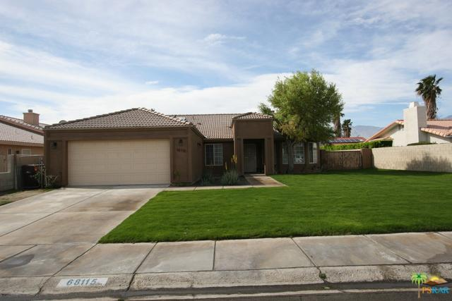 68115 Encinitas Road, Cathedral City, CA 92234 (MLS #18330230PS) :: The John Jay Group - Bennion Deville Homes