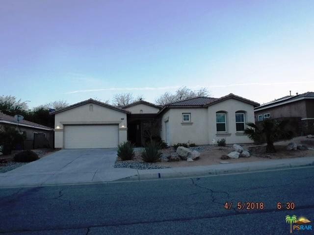 68364 Panorama Drive, Desert Hot Springs, CA 92240 (MLS #18330556PS) :: The John Jay Group - Bennion Deville Homes