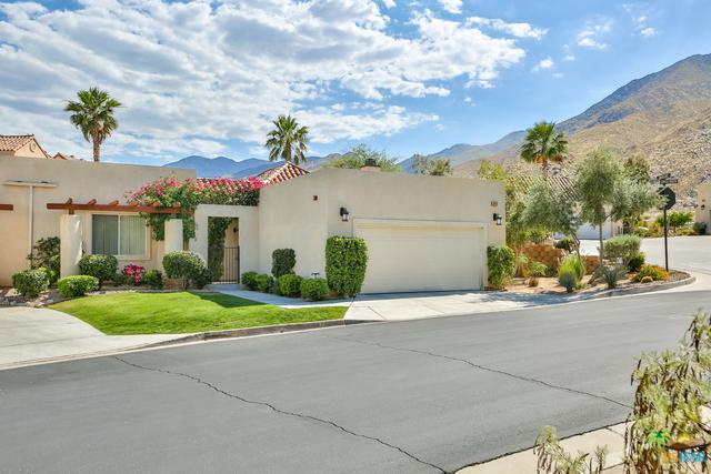 247 Canyon Circle #34, Palm Springs, CA 92264 (MLS #18330910PS) :: Team Wasserman