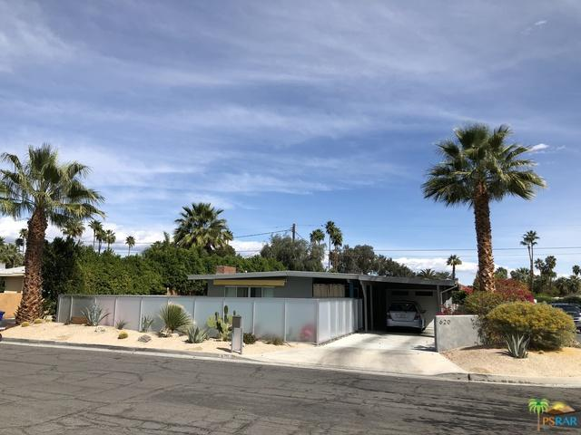 620 N Calle Marcus, Palm Springs, CA 92262 (MLS #18331482PS) :: The John Jay Group - Bennion Deville Homes