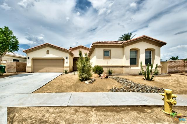 30013 Muirfield Way, Cathedral City, CA 92234 (MLS #18331606PS) :: The John Jay Group - Bennion Deville Homes