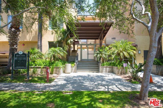 6400 Crescent Park #6, Playa Vista, CA 90094 (MLS #18331614) :: The John Jay Group - Bennion Deville Homes