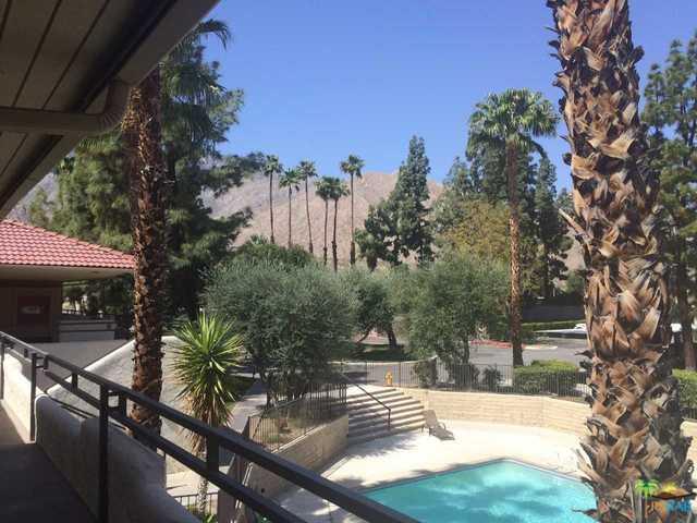 2857 N Los Felices Road #215, Palm Springs, CA 92262 (MLS #18331746PS) :: Hacienda Group Inc