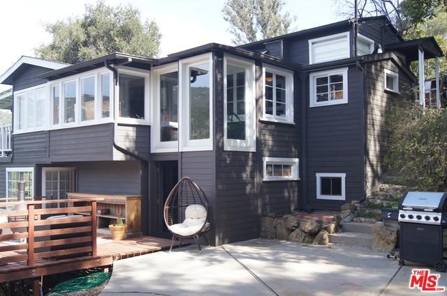 109 Muerdago Road, Topanga, CA 90290 (MLS #18331792) :: The John Jay Group - Bennion Deville Homes