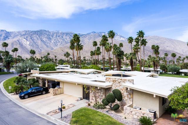 2452 Paseo Del Rey, Palm Springs, CA 92264 (MLS #18331870PS) :: The John Jay Group - Bennion Deville Homes
