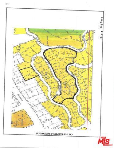 0 Edwards Place, Glendale, CA 91206 (MLS #18331984) :: The John Jay Group - Bennion Deville Homes
