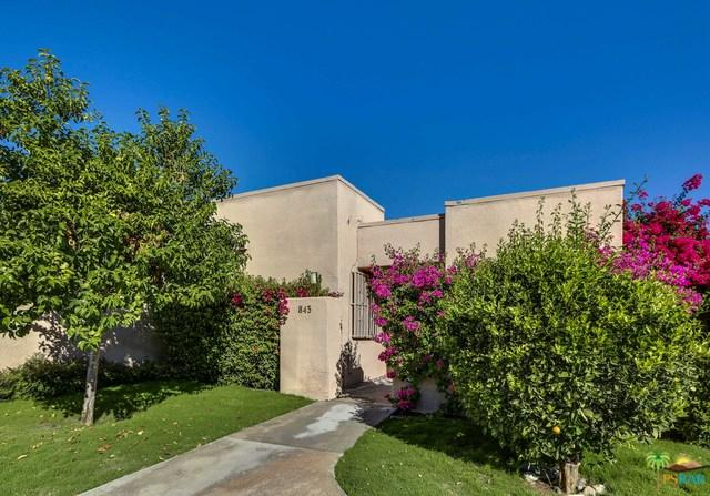843 E Arenas Road, Palm Springs, CA 92262 (MLS #18332190PS) :: Deirdre Coit and Associates