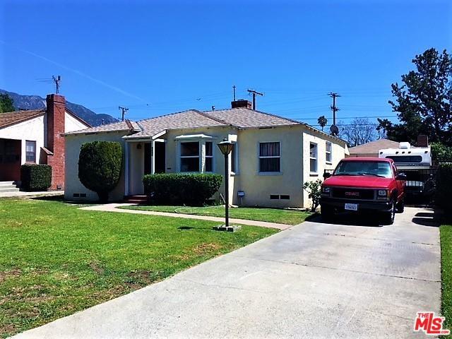 2652 Calanda Avenue, Altadena, CA 91001 (MLS #18332492) :: Team Wasserman