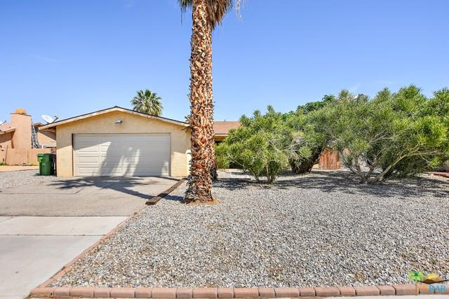 31300 San Vicente Avenue, Cathedral City, CA 92234 (MLS #18332550PS) :: The John Jay Group - Bennion Deville Homes