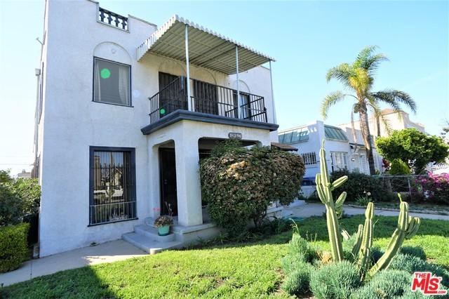 1941 S Bronson Avenue, Los Angeles (City), CA 90018 (MLS #18333126) :: The John Jay Group - Bennion Deville Homes