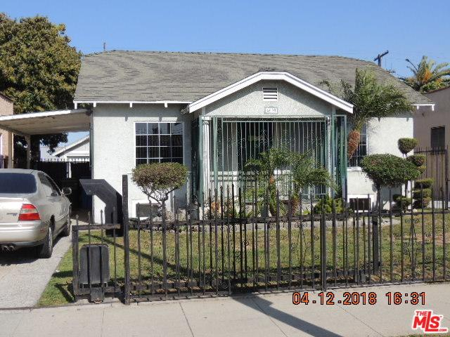 6608 2nd Avenue, Los Angeles (City), CA 90043 (MLS #18333194) :: The John Jay Group - Bennion Deville Homes