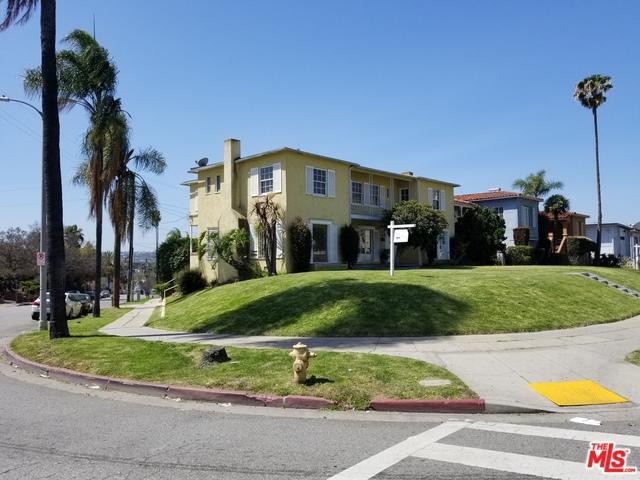 4000 W Adams, Los Angeles (City), CA 90018 (MLS #18333260) :: The John Jay Group - Bennion Deville Homes