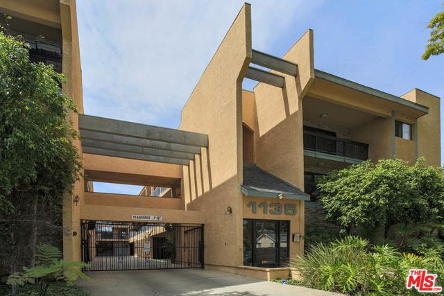 1135 Allen Avenue #7, Glendale, CA 91201 (MLS #18333298) :: Team Wasserman