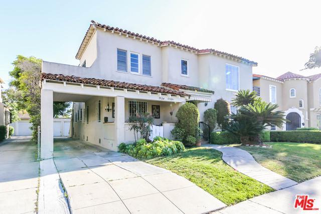 7924 W 4th Street, Los Angeles (City), CA 90048 (MLS #18333308) :: The John Jay Group - Bennion Deville Homes