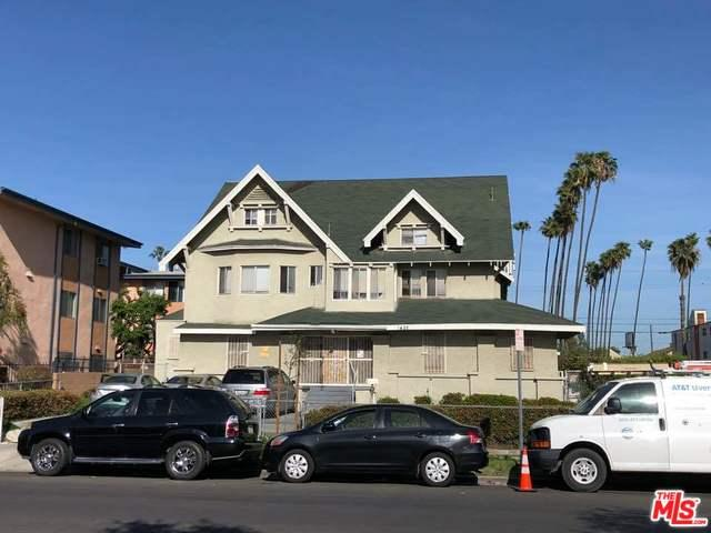 1422 S St Andrews Place, Los Angeles (City), CA 90019 (MLS #18333512) :: The John Jay Group - Bennion Deville Homes
