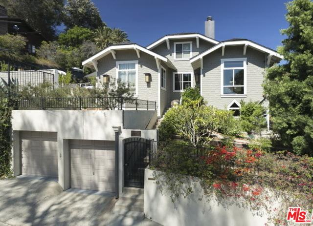 1960 Hillcrest Road, Los Angeles (City), CA 90068 (MLS #18333760) :: The John Jay Group - Bennion Deville Homes