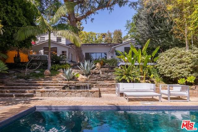8814 Evanview Drive, Los Angeles (City), CA 90069 (MLS #18333820) :: The John Jay Group - Bennion Deville Homes
