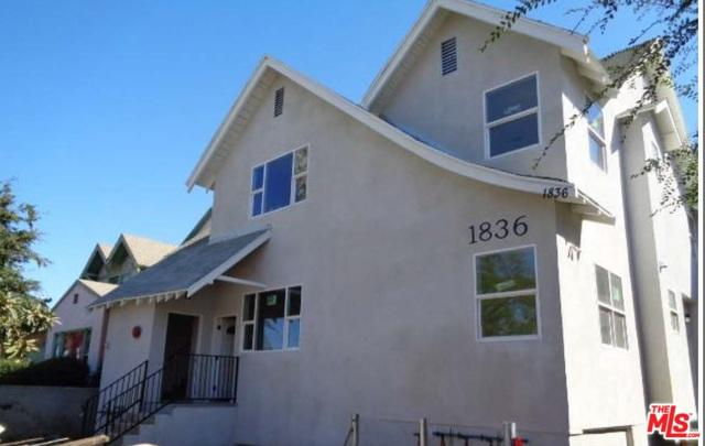 1836 Arlington Avenue, Los Angeles (City), CA 90019 (MLS #18333860) :: The John Jay Group - Bennion Deville Homes