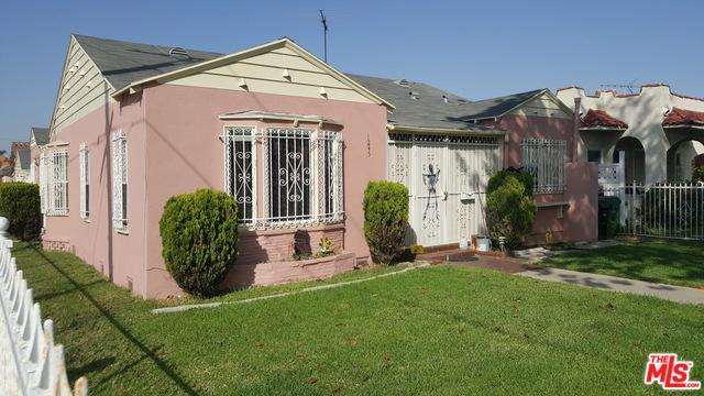8320 Raymond Avenue, Los Angeles (City), CA 90044 (MLS #18333922) :: The John Jay Group - Bennion Deville Homes