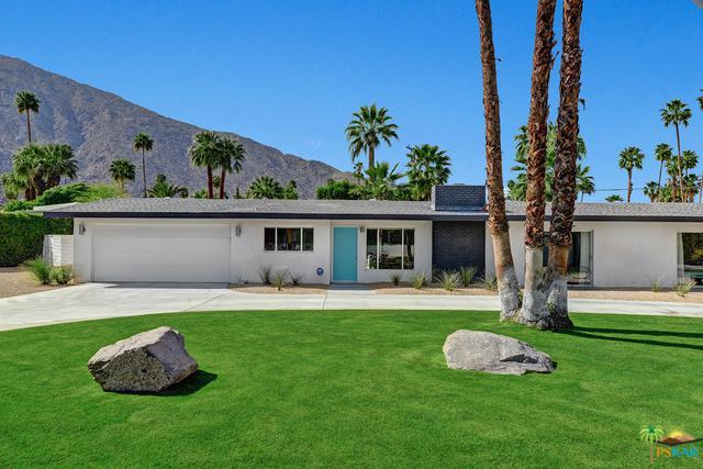 680 E Morongo Road, Palm Springs, CA 92264 (MLS #18333936PS) :: Deirdre Coit and Associates