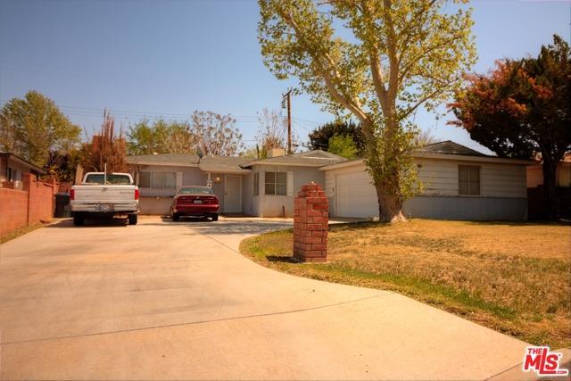 43622 Fern Avenue, Lancaster, CA 93534 (MLS #18334110) :: The John Jay Group - Bennion Deville Homes