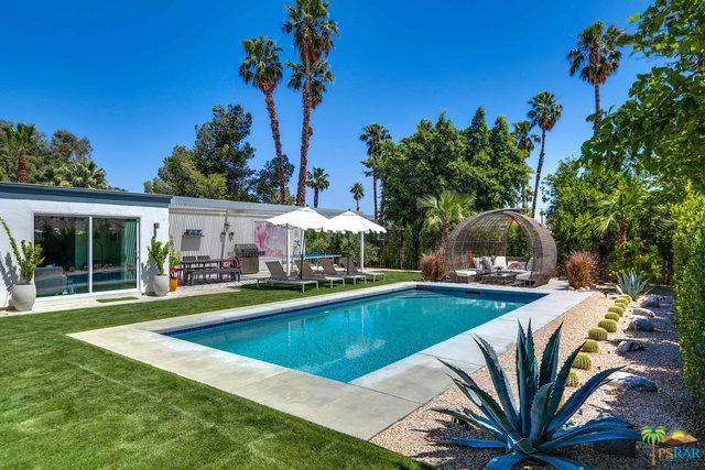 2705 E San Marino Road, Palm Springs, CA 92262 (MLS #18334936PS) :: Team Wasserman