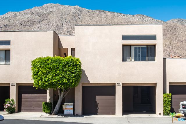 403 Village Square West, Palm Springs, CA 92262 (MLS #18334982PS) :: Deirdre Coit and Associates