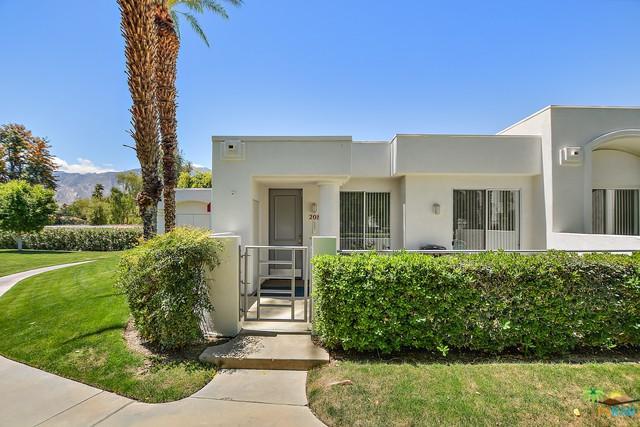 401 S El Cielo Road #208, Palm Springs, CA 92262 (MLS #18335914PS) :: Deirdre Coit and Associates