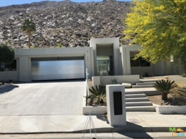 585 S La Mirada Road, Palm Springs, CA 92264 (MLS #18336020PS) :: Brad Schmett Real Estate Group