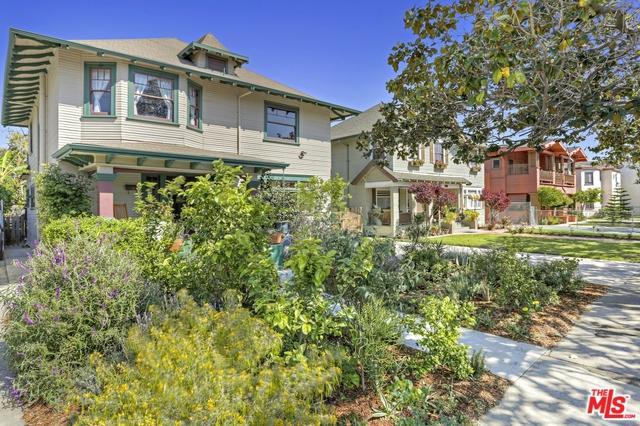 2302 S Budlong Avenue, Los Angeles (City), CA 90007 (MLS #18336494) :: Hacienda Group Inc