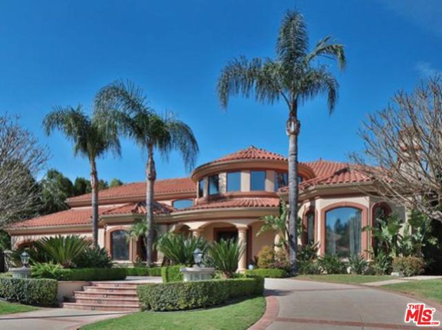 5513 Amber Circle, Calabasas, CA 91302 (MLS #18336608) :: Deirdre Coit and Associates