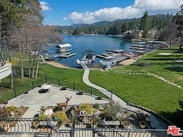 27409 N North Bay Road, Lake Arrowhead, CA 92352 (MLS #18336840) :: The John Jay Group - Bennion Deville Homes