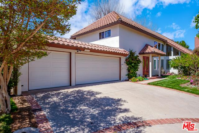1055 Barrow Court, Westlake Village, CA 91361 (MLS #18337204) :: Hacienda Group Inc