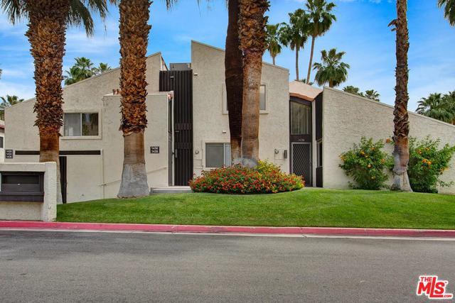 1436 S Camino Real, Palm Springs, CA 92264 (MLS #18338182) :: Deirdre Coit and Associates