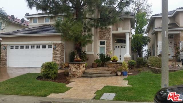 25728 Wilde Avenue, Stevenson Ranch, CA 91381 (MLS #18338252) :: Team Wasserman