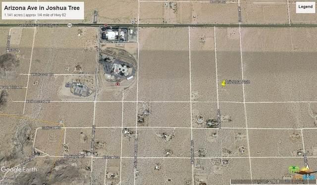 0 Arizona Avenue, Joshua Tree, CA 92252 (MLS #18338736) :: Brad Schmett Real Estate Group