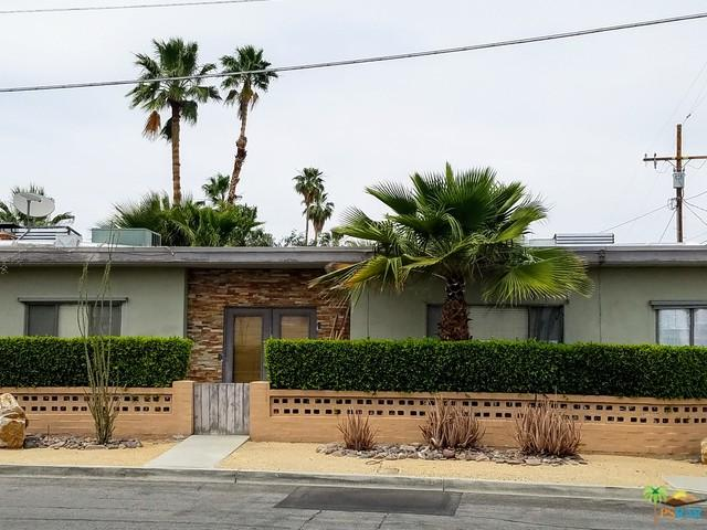 594 S Calle Encilia, Palm Springs, CA 92264 (MLS #18338938PS) :: Deirdre Coit and Associates