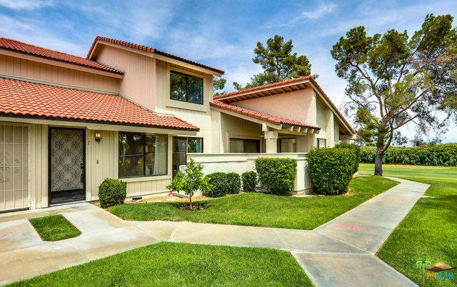 6150 Montecito Drive #7, Palm Springs, CA 92264 (MLS #18339120PS) :: Hacienda Group Inc