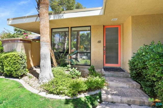 2501 N Indian Canyon Drive #611, Palm Springs, CA 92262 (MLS #18340576PS) :: Deirdre Coit and Associates