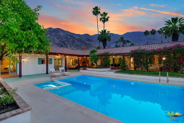 610 N Via Monte Vista, Palm Springs, CA 92262 (MLS #18340682PS) :: The John Jay Group - Bennion Deville Homes